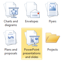 PowerPoint Presentations and Slides