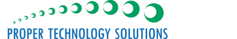 Proper Technology Solutions Logo